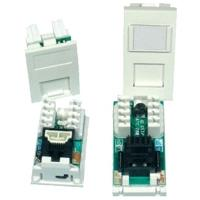 CAT6 Module - 25 X 50MM (Eurostyle)